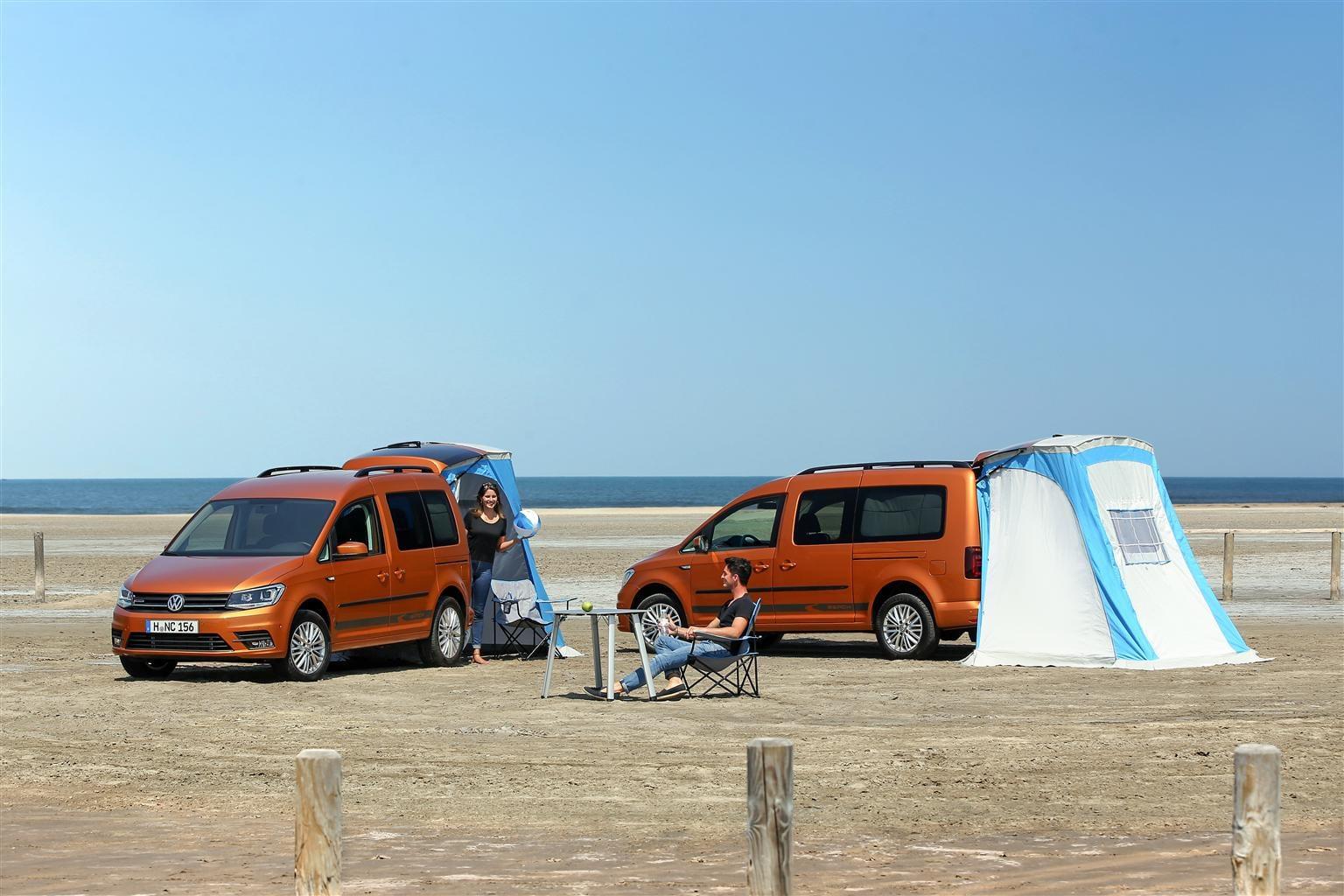 Volkswagen California, arriva a settembre 2015. Le immagini
