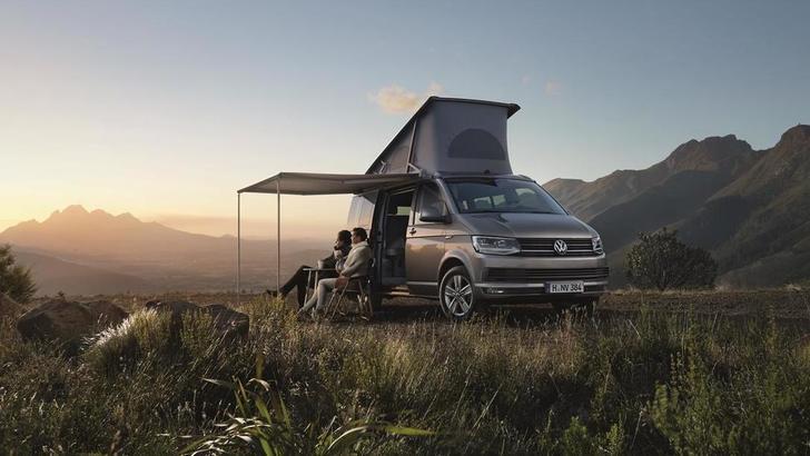 Nuovo Volkswagen California, monolocale su ruote