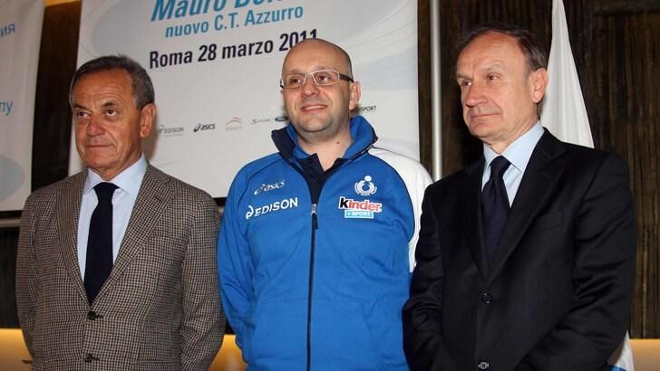 Si dimette Mauro Berruto, Ct dell'Italia di volley