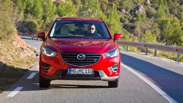 SUV: Mazda CX-5, la prova da 2 mila chilometri