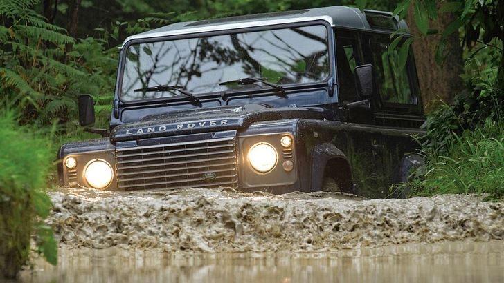 Land Rover Defender, dura e pura sempre