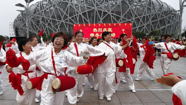 A Pechino i Giochi Olimpici invernali 2022