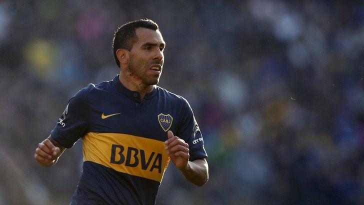 Tevez ancora in gol, ma il Boca perde