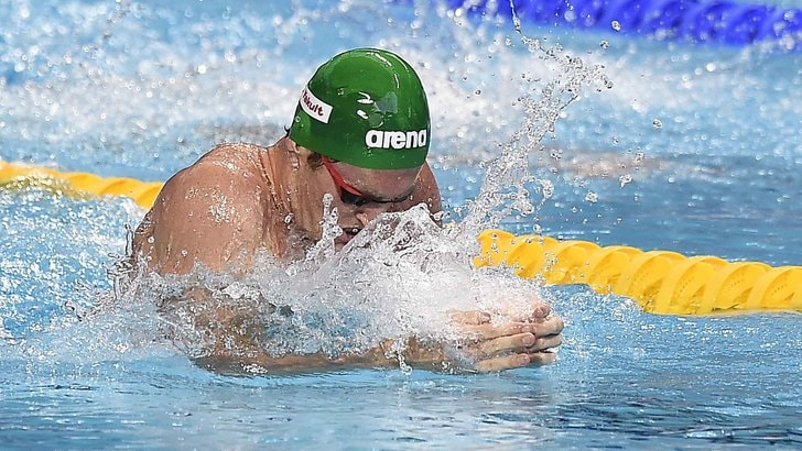 Kazan, van der Burgh da record nei 50 rana