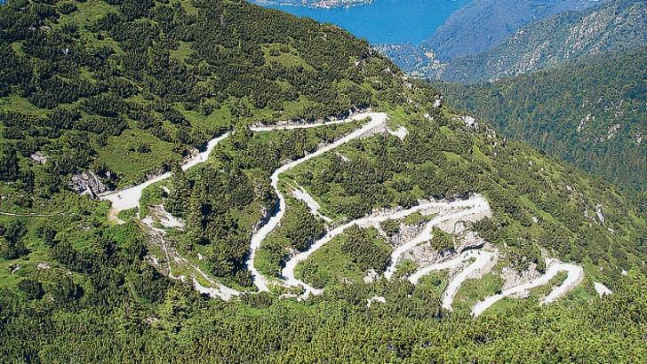 Vacanze in moto: speciale laghi Piemonte, Lombardia e Veneto