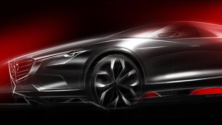 Mazda Koeru, nuovo concept al Salone di Francoforte