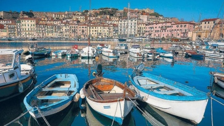 Speciale vacanze in moto, Elba e Argentario