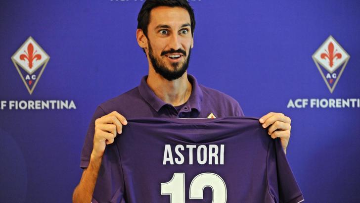 Astori: «La Fiorentina è un punto d'arrivo»