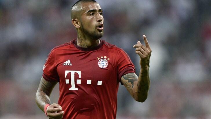 Juve, Vidal chiama Coman: «Vieni al Bayern»