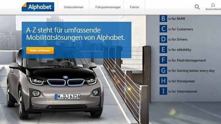 Alphabet, BMW si arrabbia con Google