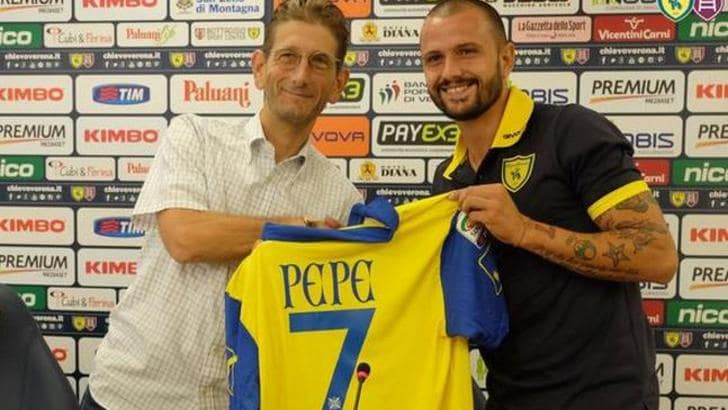 Pepe: «Grazie Juve! Chievo la scelta giusta»