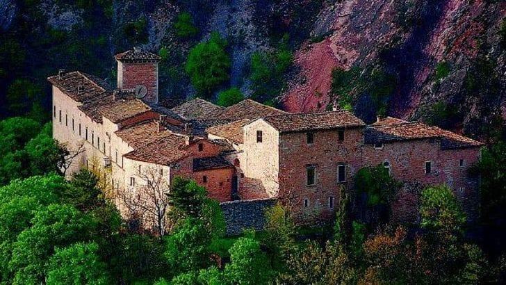Vacanze in moto, l'Umbria