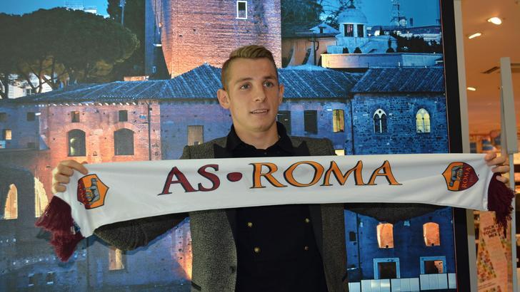 Roma, Digne sbarca a Fiumicino