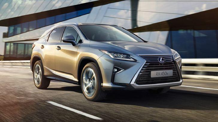 Nuova Lexus RX, più cavalli, più tecnologia