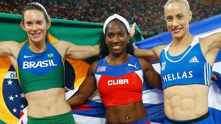 Mondiali atlerica, Silva oro nell'asta donne