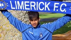 "Neymar, ma quale United! Ha ""firmato"" per il Limerick"