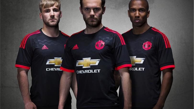 Terza Maglia Manchester United sito