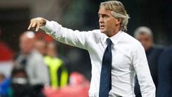 Mancini: «Mercato Inter? Tante situazioni in ballo»