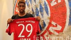Juve, ora è ufficiale: Coman al Bayern Monaco
