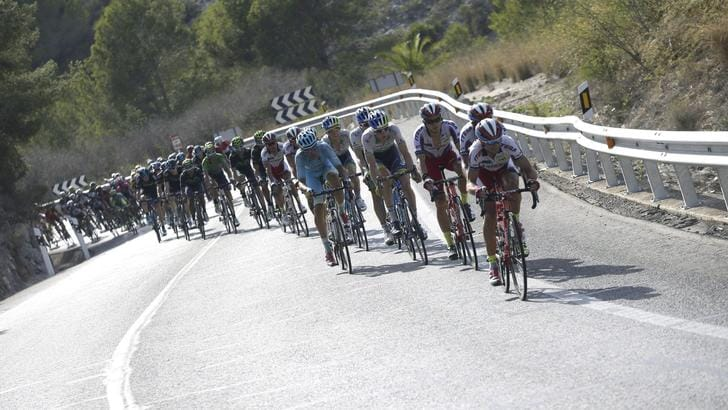 Vuelta, Domoulin si prende tutto: tappa e maglia