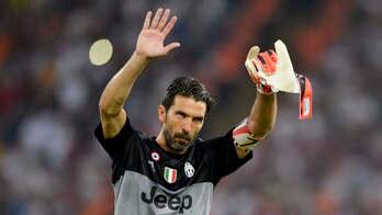 Buffon: «La Roma ha meritato»