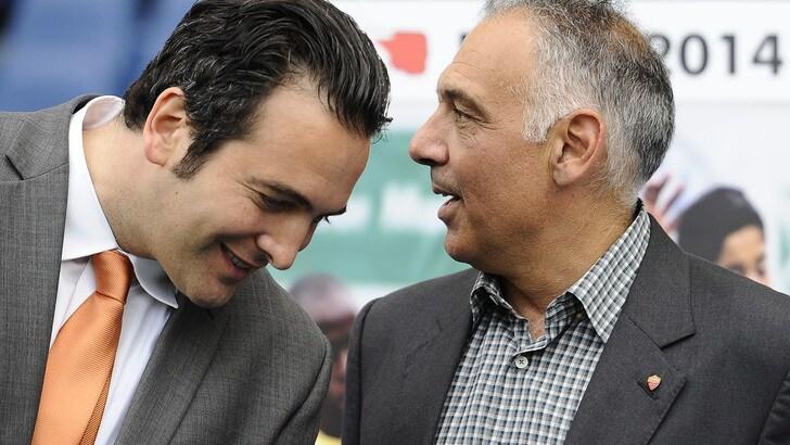 Pallotta: «Fiero della Roma, abbiamo dominato con la Juve»