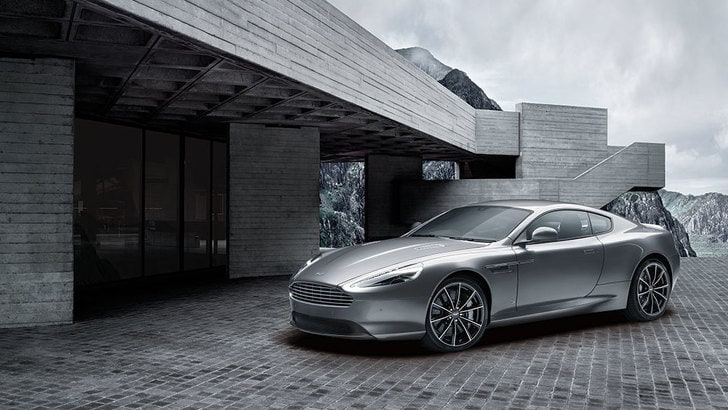 Aston Martin DB9 Bond Edition, solo 150 esemplari
