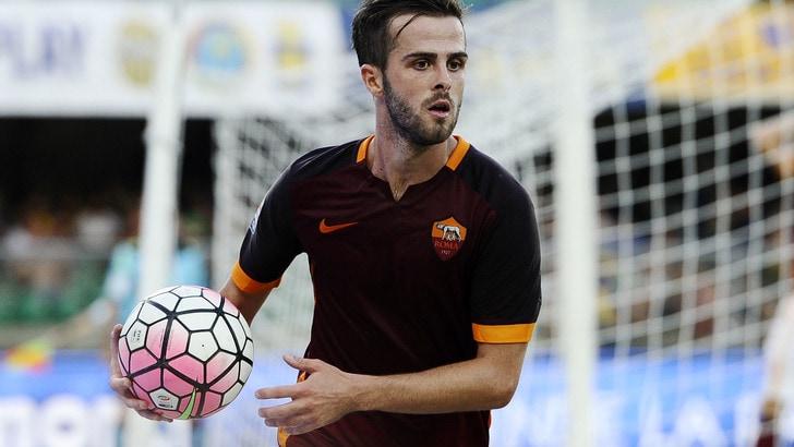 Roma, ansia Pjanic: rischia il Barça