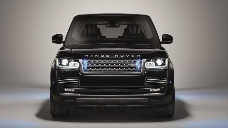 Range Rover Sentinel, fortezza su ruote da 400 mila euro