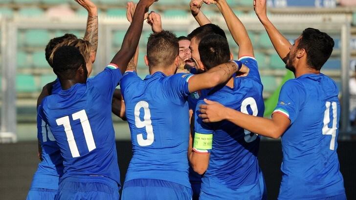 Under21, Italia: buona la prima. Slovenia ko