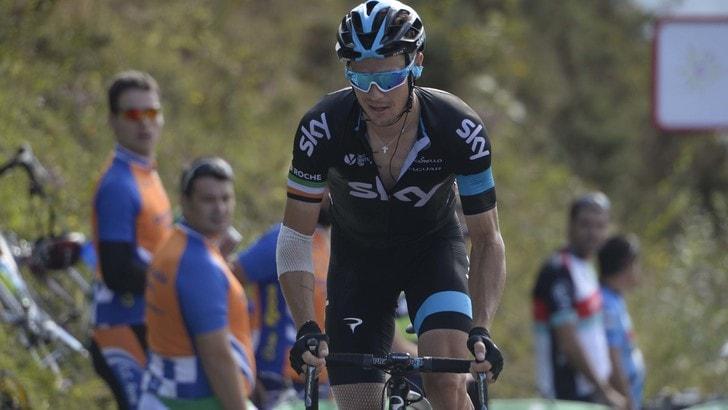 """Vuelta, la 18ª tappa va a Roche: Aru a 3"""" dalla maglia rossa"""