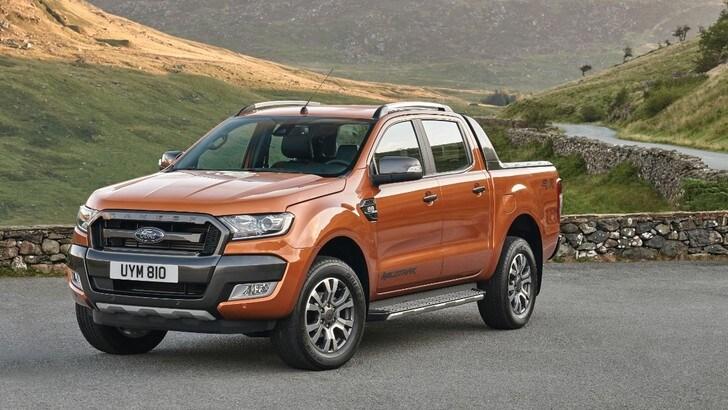 Nuovo Ford Ranger, arriva nel 2016