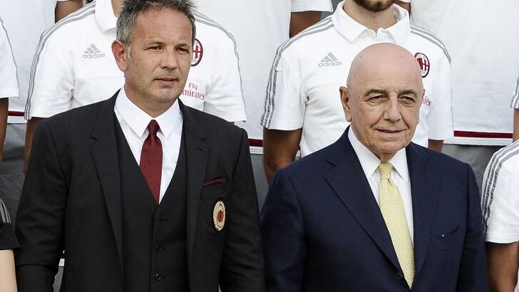 Milan, Mihajlovic sceglie gli uomini per il derby