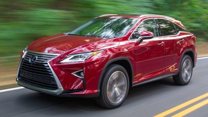 """Salone Francoforte: Lexus RX in """"rampa di lancio"""""""