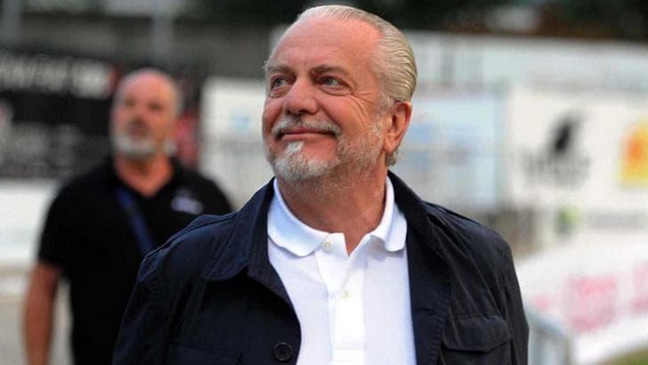 Champions, De Laurentiis: Accontentato Sarri, aveva detto il Real