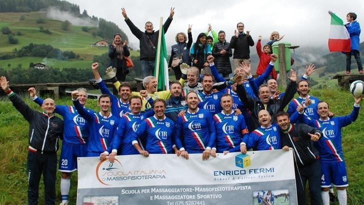 Alpen Cup, la Nazionale italiana sindaci difende il titolo