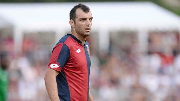 Pandev will miss one month