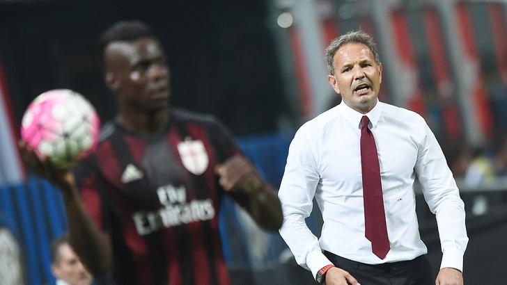 Milan-Palermo, Mihajlovic: «Giocano gli stessi del derby, ma tirino più in porta»