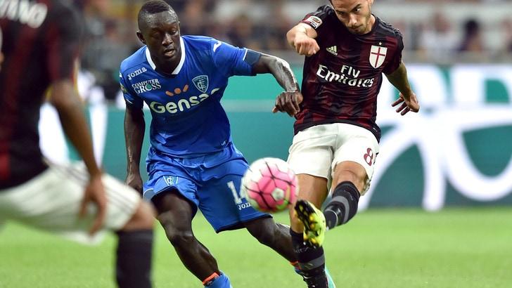 Milan, Honda si gioca una maglia con Suso
