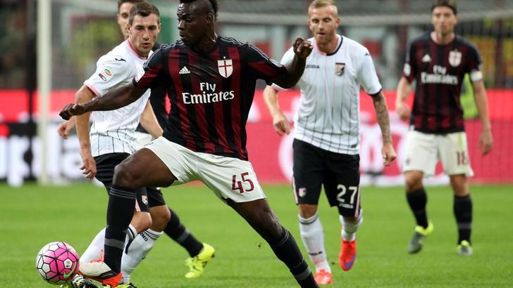 Milan, Balotelli cerca una maglia da titolare
