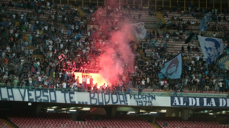Napoli-Juve, forse trasferta vietata ai tifosi bianconeri