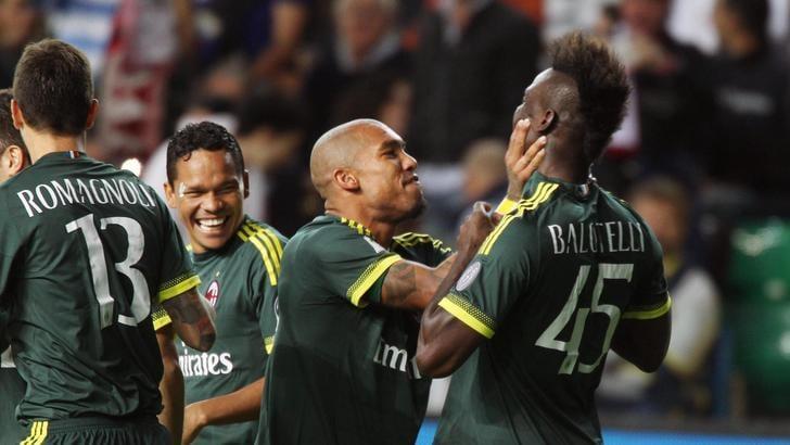 Udinese-Milan 2-3, Balotelli gol ma che fatica a Udine