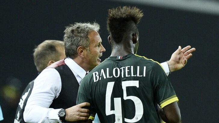Mihajlovic: «Balotelli è tornato il vero Mario»