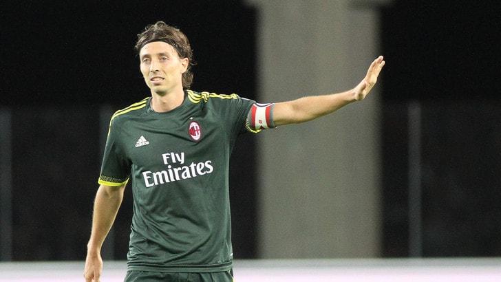 Montolivo: «Milan, ora a Genova per vincere»