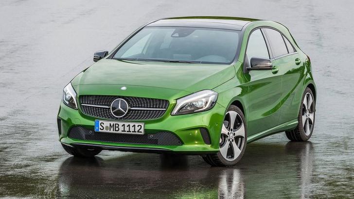 Mercedes-Benz: rivoluzione Classe A
