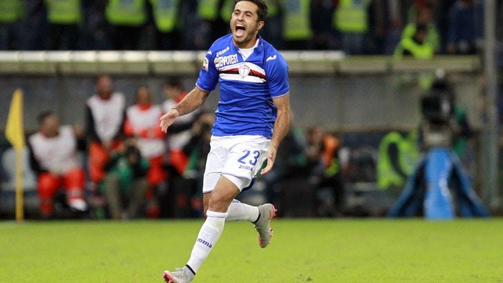 Eder: «L'Inter su di me? Felice in blucerchiato»
