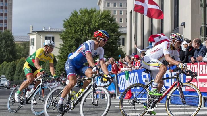 Mondiali Richmond,vince slovacco Sagan