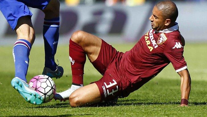 Torino, è ufficiale: un mese di stop per Bruno Peres