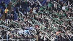 Europa League, Lazio-St.Etienne: arrestati 5 tifosi francesi