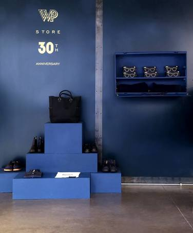 LaWP Store 30 Anniversary BlueBlackCollection